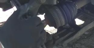 Comment remplacer un soufflet de cardan sur sa voiture ?