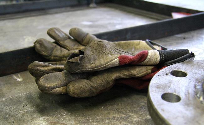 choix des gants de bricolage